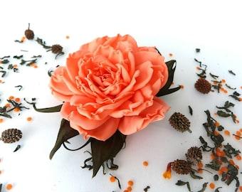 Rose coral.