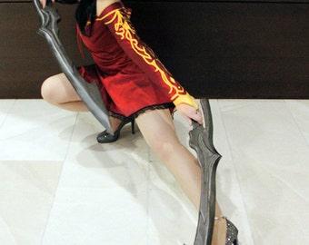 Cinder Swords