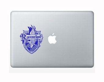 Harry Potter Laptop Decal - Ravenclaw