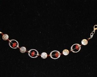 Autumn Leaf Bracelet