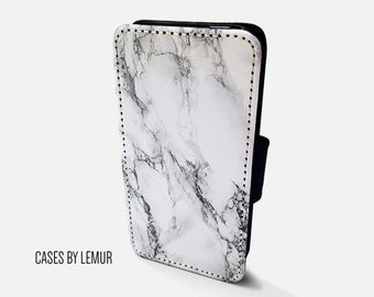MARBLE Iphone 7 Wallet Case Leather Iphone 7 Case Leather Iphone 7 Flip Case Iphone 7 Leather Wallet Case Iphone 7 Leather Sleeve Cover