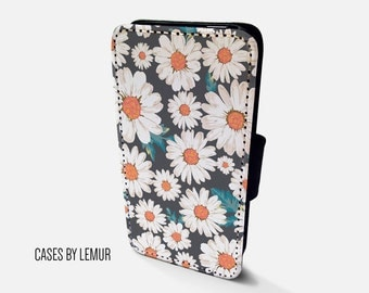 DAISY Iphone 5 Wallet Case Leather Iphone 5 Case Leather Iphone 5 Flip Case Iphone 5 Leather Wallet Case Iphone 5 Leather Sleeve Cover Phone