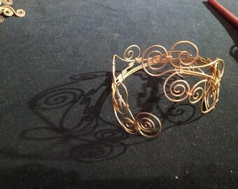 bracelet for the arm bronze