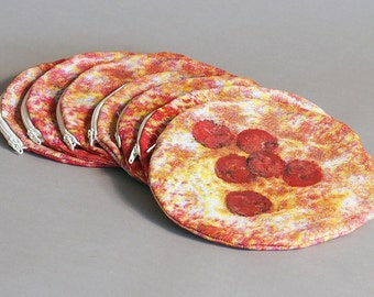 Multi Purpose Pepperoni Pizza Bag