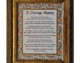 A Marriage Blessing-Traditional Collection