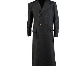 Sherlock Holmes Woolen Trench