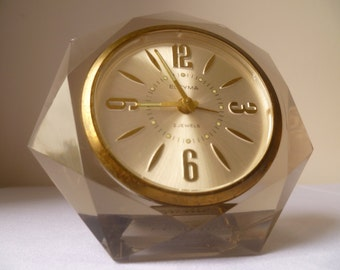 Estyma 2 jewels alarm clock 1970