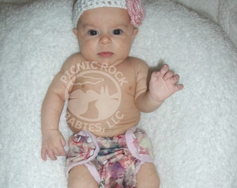 Diaper cover, PUL, reusable diaper cover, Made to order