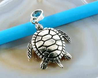 Sea Turtle, pendant 925 sterling silver - 2580