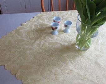 Table cloth vintage