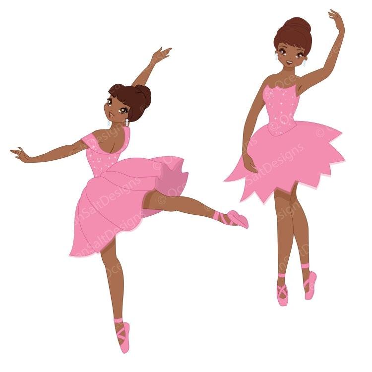 Ballerina Clipart Ballet Clipart Ballet Clip by ...