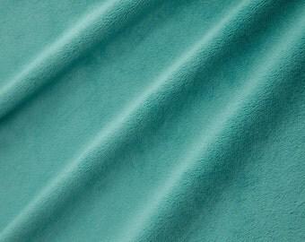Shannon Fabrics Solid Cuddle 3® Teal