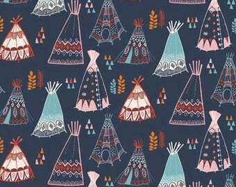 Wildland Fabric by Birch, 1/4 metre or more, Fat Quarter, Organic Fabric Australia