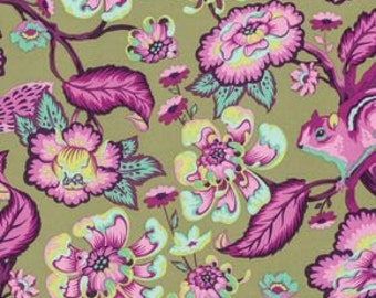 Chipper fabric by Tula Pink,  Free Spirit Fabric, Quilt Fabric Australia