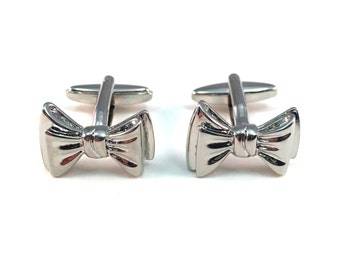 Bow Tie Cuff Links