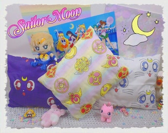 Sailor Moon Scatter Cushions (3 Designs)