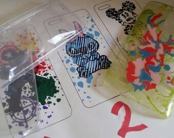 Hand Painted Personalised Iphone Samsung HTC Sony Nokia LG Custom Cases Disney Ghibli Marvel Avengers Princess