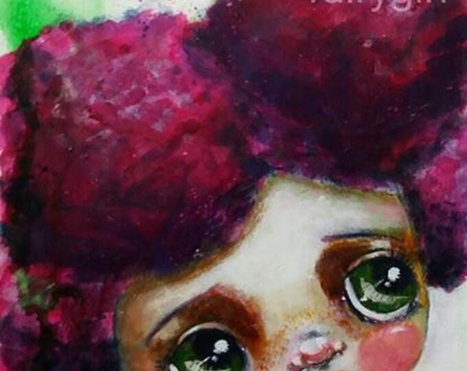 Florinda original Painting