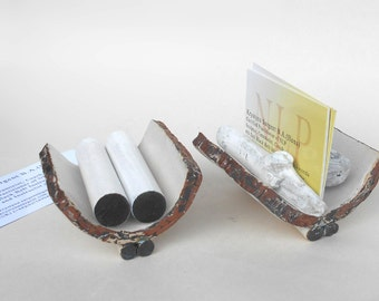 Business card / place card holder