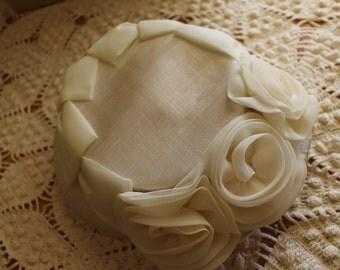 Vintage Bridal Hat
