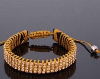 Adjustable bracelets