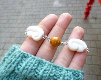 Harry Potter Snitch necklace/Harry Potter Golden Snitch necklace