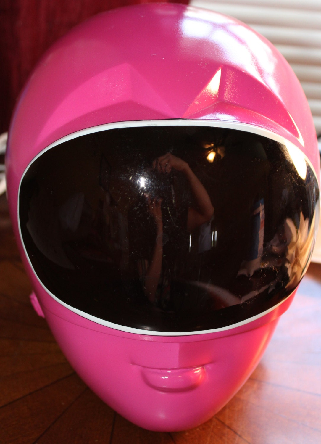Power Rangers Helmet Pink Cinemas 93