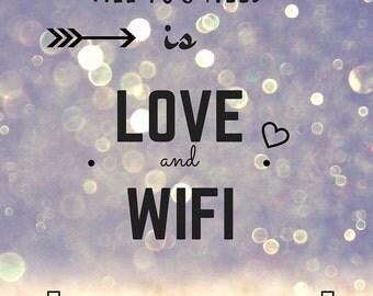 WiFi Printable