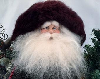 "Forrest Friends Santa - Santa Claus Doll - 21"" Tall"