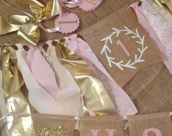 Birthday Party Package, Birthday Package, Birthday Package Girl, Girls First Birthday Package, Girls First Birthday Decorations