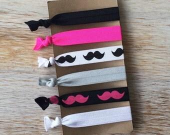 Elastic Hair Ties - FOE hair tie - Girls hair ties - Hair accessories