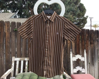"Penguin by Munsingwear - ""an original""  retro 70's Men's Size Small Shirt"