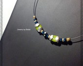 Creative jewels choker. Sudden Love