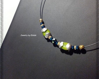 Creative jewels choker. Sudden Love