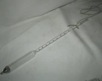 how to make specific gravity liquid