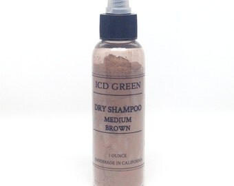 Dry Shampoo - Medium Brown