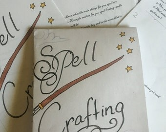 Spell crafting zine