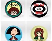 Fandom Buttons Series #8: Daria