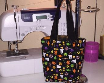 Mini Halloween tote bag