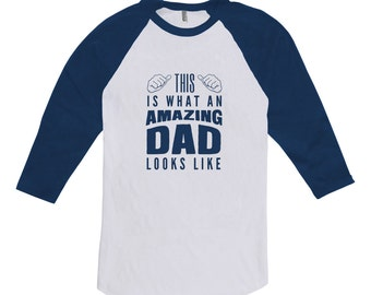 This is What an Amazing Dad Looks Like  - Fathers Day Shirt, Fathers Day Gift, Superhero Shirt, Superhero Gift, Dad is my Superhero CT-478