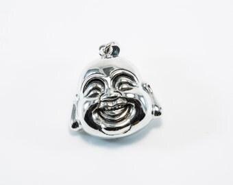 Buddha Face Pendant
