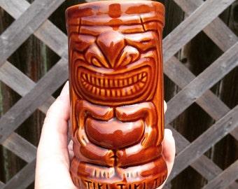 Two's Company Tiki Mug