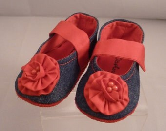 Custom Baby Shoes