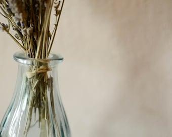 Vintage Bluebell Bud Vase