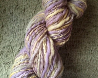 Thick and Thin Handspun