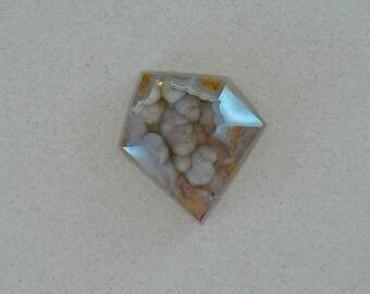 Boytroidal Riveira Plume Agate #0850