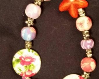 Hawaiian look bracelet