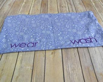 travel 'Wash' & 'Wear' laundry bag