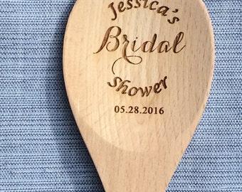 Wooden Spoons, Wedding Shower, Bridal Shower, Kitchen Shower, Chili Cook-Off, Bulk Wood Spoons, Teacher Gift, Wedding Favor, Employee Gift