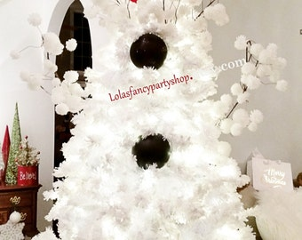 Top hat tree topper | Etsy